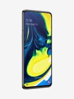 Samsung A80 128 GB (Phantom Black) 8 GB RAM, Dual SIM 4G