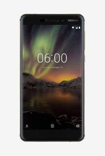 Nokia 6.1 64 GB (Blue/Gold) 4 GB RAM, Dual SIM 4G