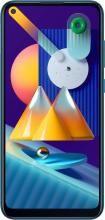 Samsung Galaxy M11 (32GB Storage, 3GB RAM)- BLUE