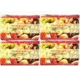 Lass Naturals Fruit Blast Soap (Pack of 4) (125 g)