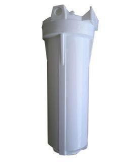 RO Service 10 Inch Pre-Filter bowel+1/4 InchConnector 2 nos
