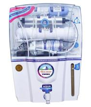 Aquagrand GRAND AUDY 12 L RO + UV + UF + TDS Water Purifier (White)