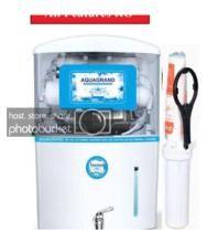 Aquagrand Aquagrand Novo 15 Ltr ROUVUF Water Purifier