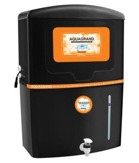 Aquagrand 12 Ltr 14LPH TDS Controller+RO+UV+Mineral Water Purifiers