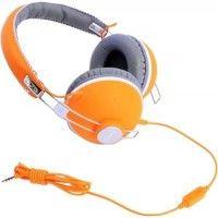 iDance Hipster 704 Headset (Orange)