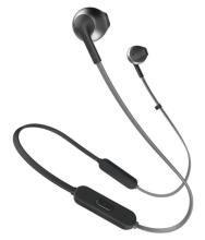 JBL T205BT Neckband Handsfree Wireless Earphones Bluetooth Headphone With Mic (Rose Gold)