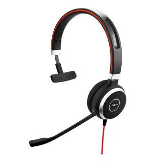 Jabra Evolve 40 UC MS Mono Headset Price, Specifications, Features & Reviews