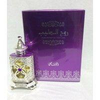 34285bf6ac Attar Ruh AlTeeb Rasasi 15ml Perfume Oil - Flowery WOODY ambery Spicy  Musky- Arabic Perfume