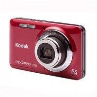 Kodak Pixpro FZ51 Point & Shoot Digital Camera Red