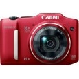 Canon PowerShot SX160 IS Point & Shoot Digital Camera Red