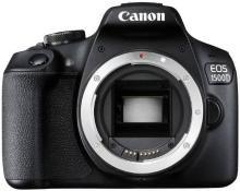Canon Eos 1500d body only DSLR Camera DSLR(Black)