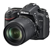 Nikon D7100 1515 24.1 MP Digital SLR Camera with 5.8x Optical Zoom (Black)