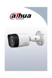 Dahua HFW1100RM 1 MP Bullet Camera (White)