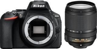 Nikon D5600 DSLR Camera AF-S DX Nikkor 18 - 140mm Black