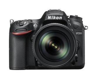 Nikon D7200 242MP Digital SLR Camera AF S 18 105mm VR Kit Lens