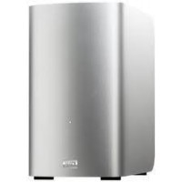 WD WDBUPB0040JSL MY Book Thunderbold Duo 4 TB External Hard Disk (Silver)
