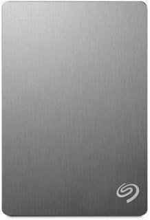 Seagate Backup Plus Portable Drive 4 TB External Hard Disk Drive(Silver)