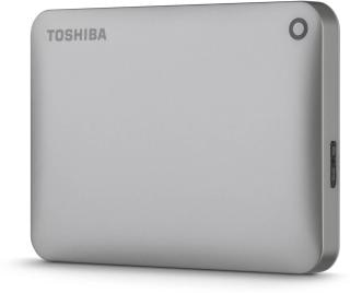 Toshiba Canvio Connect II, USB 3.0 2 TB Wired External Hard Disk Drive(Satin Gold)
