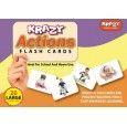 Mind Wealth Krazy Actions Flash Cards