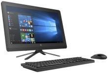 HP All-in-One - 20-c418il (intel Pentium Quad Core/4GB RAM/1TB HDD 7200RPM/19.5