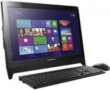 Lenovo Celeron Dual Core (2 GB DDR3/500 GB/Windows 10 Home/512 MB/19.5 Inch Screen)(Black, 34.2 cm x 48.6 cm x 4.8 cm, 3.5 kg)
