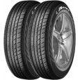JK Tyre Vectra (Set of 2) 4 Wheeler Tyre(175/65R14, Tube Less)