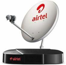 Airtel Digital TV SD Set top Box 1 month ZEETV Pack SD