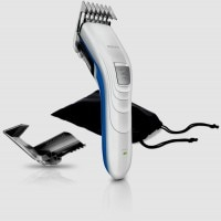 Philips Compact Corded & Cordless PHQ51-32 Clipper For Men (White)