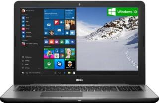 DELL Inspiron 5567 15.6CORE i7-7500U 7TH GEN/16GB DDR4/1TB/4GB AMD Windows10 Back-lit Keyboard Full HD Tou