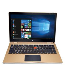 iBall Compbook Aer3 Pentium 14-inch Laptop (4GB/64GB/Windows 10/Golden/1.58kg)