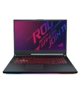 Asus ROG-Strix G G731GT-H7180T i5-9300H /GTX1650-4GB /8GB /1TB PCIE SSD /17.3'/120Hz/16ms /RGB Backlit Keyboard (1-Zone) /WIFI5(802.11AC)2*2 /Win 10 / /Color: 1C-G Black W/LIGHTBAR
