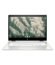 HP ChromeBook Celeron Dual Core - (4 GB/64 GB EMMC Storage/Chrome OS) 14b-ca0015TU Chromebook (14 inch, Natural Silver, 1.58 kg)