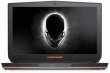 Alienware Core i7 6th Gen - (16 GB/1 TB HDD/Windows 10 Home/8 GB Graphics/NVIDIA Geforce GTX 980M) 17 Gaming Laptop(17.3 inch, Anodized Aluminum, With MS Office)