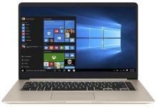 Asus VivoBookS15 - S510UN-BQ256T) - Intel Core i5 - 8th Gen) 8250U, 8GB DDR4, 1TB + 256GB SSD, 15.6 FHD IPS, NVIDIA GeForce MX150 2GB DDR5 , Win10) - Gold