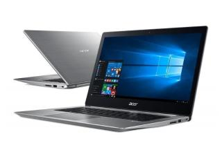 Acer Swift 3 (NX.GNXSI.003) (Intel Core i3 (7th gen)/4GB RAM/128GB SSD/14'' Full HD IPS LED/Dos) (Silver)