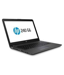HP G Series HP 240 G6 Notebook Core i3 (7th Generation) 4 GB 35.56cm(14) DOS Integrated Graphics Black