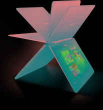 ASUS Vivobook Flip (Core i3 (6100U) Processor 4 GB RAM 500 GB HDD Windows 10 ) 13.3 inches Laptop
