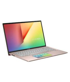 ASUS VivoBook S15 S532FL-BQ703T Intel Core i7 10th Gen 15.6-inch FHD Thin & Light Laptop (8GB RAM/512GB PCIe SSD/Windows 10/2GB NVIDIA NVIDIA GeForce MX250 Graphics/1.8 Kg), Punk Pink