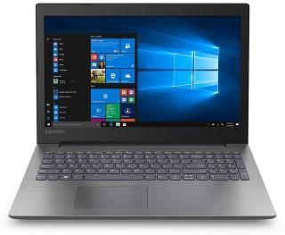 Lenovo Ideapad 330 Intel Celeron 3867U 15.6 inch HD Laptop (4GB RAM / 1 TB HDD / Win 10 Home / Onyx Black), 81DE02YMIN