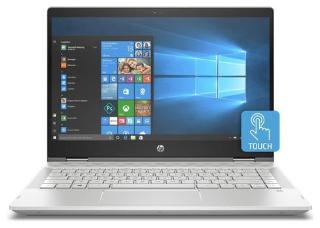 HP Pavilion x360 (Core i5 -8th Gen/8 GB/1TB + 128 GB SSD/35.56 cm (14 Inch) FHD touchscreen/Windows 10 with MSO H&S) 14-CD0087TU Convertible Thin & Light Laptop (Natural Silver, 1.68 kg)