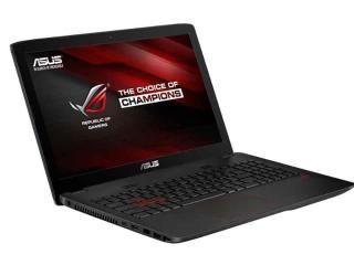 Asus ROG GL552VX-DM212D (Core i7 (6th Gen 6700HQ)/8 जीबी DDR4/1 TB/15.6 FULL HD/DOS/4 जीबी NViDiA GTX950M) (Black)