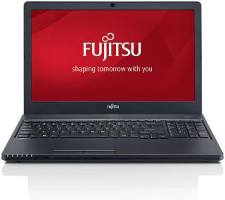 Fujitsu Lifebook Core i3 5th Gen - (8 GB/500 GB HDD/DOS) Lifebook A555 Notebook(15.6 inch, Black)