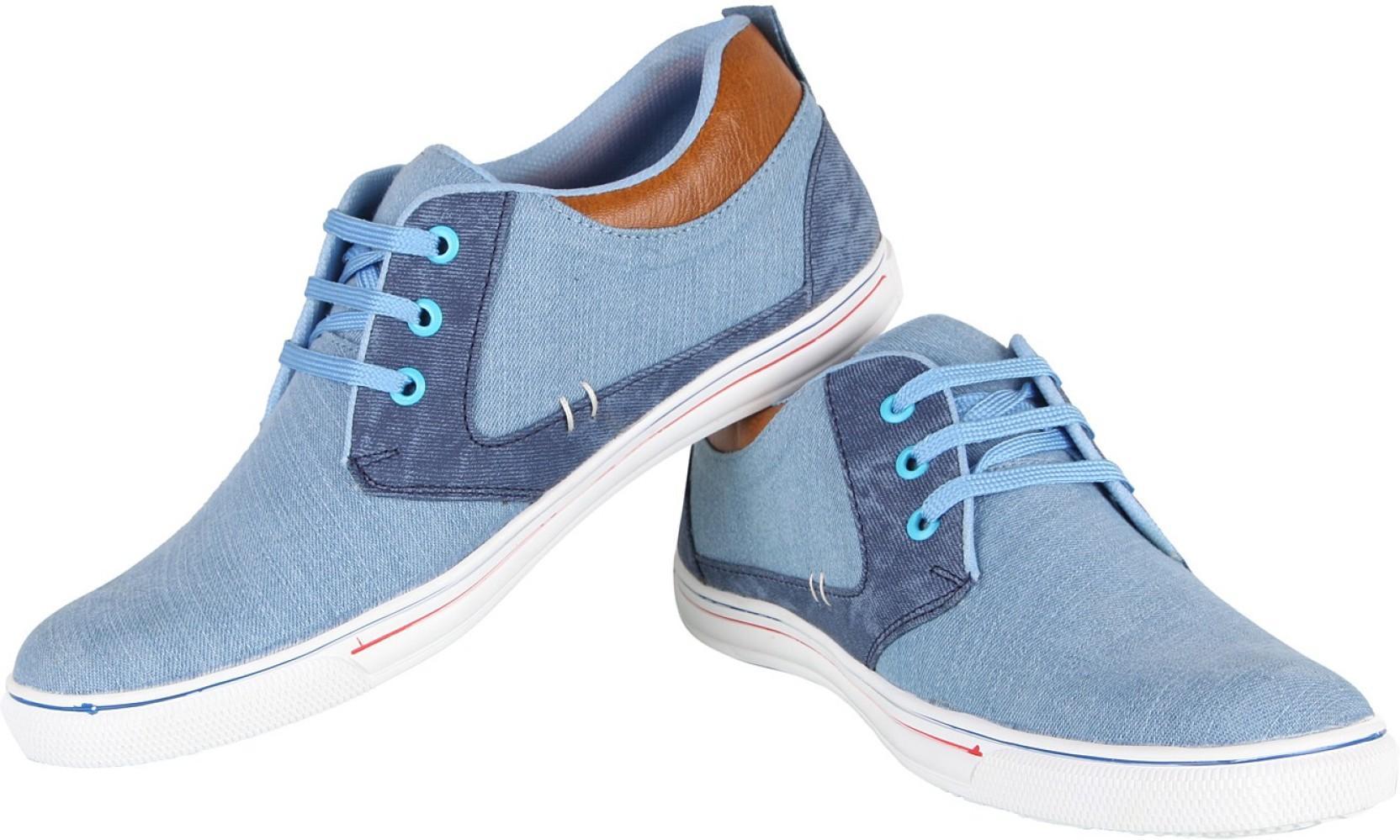 Aarnato Sky Blue - 5020 Sneakers(Multicolor)