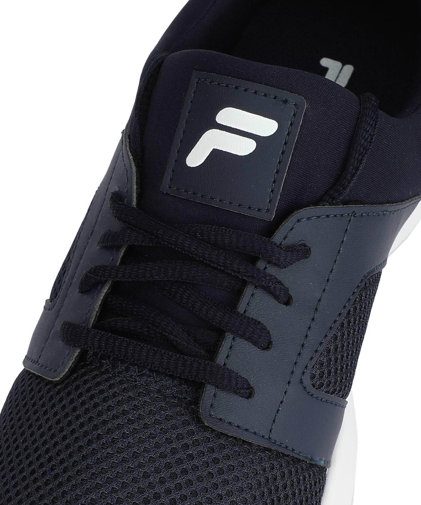 FilaZOOM PLUS SS 19 Running Shoes For Men(Navy)