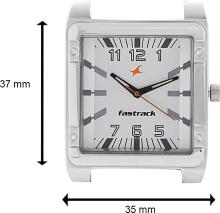 Fastrack NG3040SL01C Essentials Analog Watch - For Men