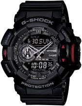 Casio G566 GA-400-1BDR Analog-Digital Watch - For Men
