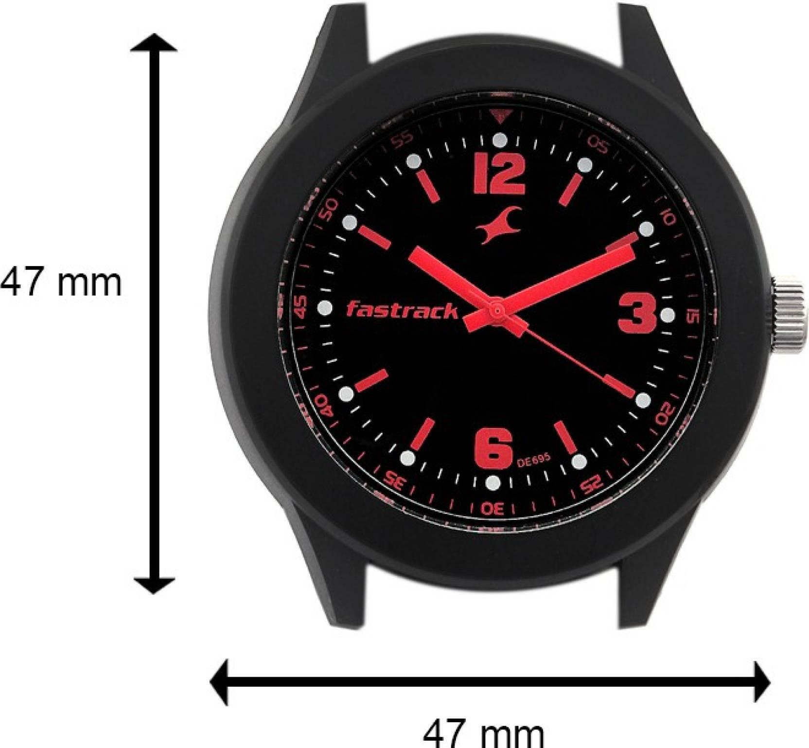 FastrackNG38003PP05C Tees Analog Watch - For Men & Women
