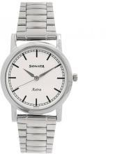 Sonata 77049SM02 Analog Watch - For Men