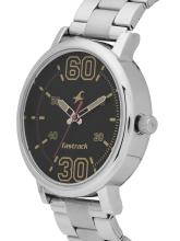 Fastrack Men Black Analogue Watch 38052SM02_OR2