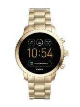 Fossil Unisex Gold-Toned Smart Watch FTW4010